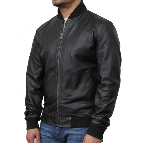 mens-black-leather-jacket-bret