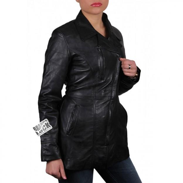 Leather jacket for women UK