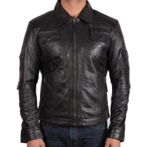 Leather jackets for men UK