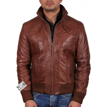 men sheepskin jackets