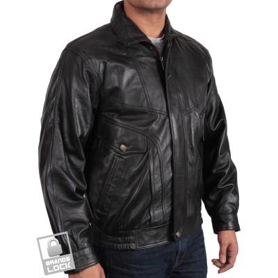 designer leather jacket for men