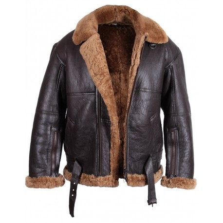 5d8cfa266 mens sheepskin jacket | Brandslock