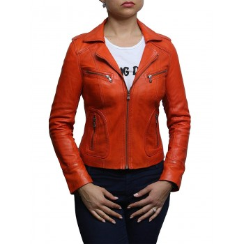 Genuine Leather Jacket of Top Quality
